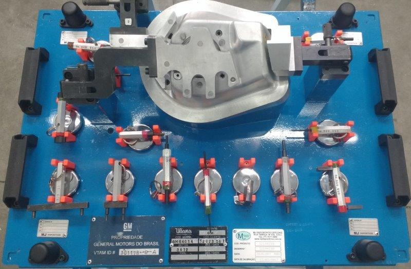 Fábrica de dispositivos de controle
