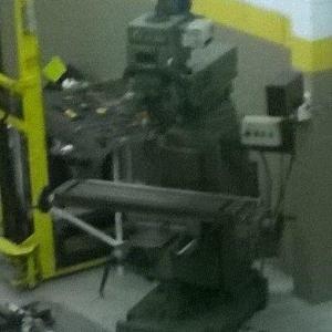 Fabrica de usinagem